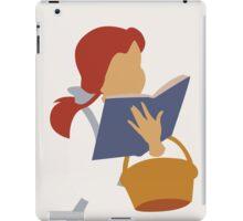 Minimalist Belle iPad Case/Skin