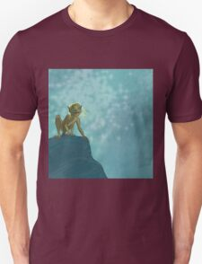 Don't touch my precious, blonde hair! Unisex T-Shirt