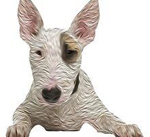 Bull Terrier by ProjectMayhem