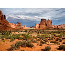 A View at Arches National Park Photographic Print