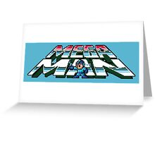 MegaMan Greeting Card