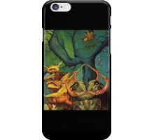 Monsters Realm  iPhone Case/Skin