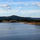 Sugarloaf Reservoir by Joy Watson