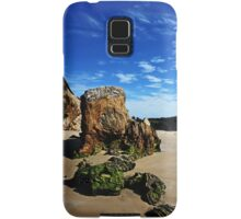 GlassHouse Rocks  Beach #7 Samsung Galaxy Case/Skin