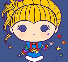 Funky Prism Girl by Ellador