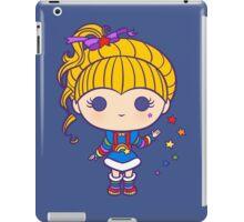 Funky Prism Girl iPad Case/Skin