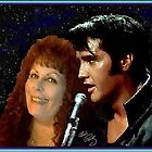 Elvis n Marianne by Howard Rogers