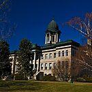 Cascade County (Montana) Court House by Bryan D. Spellman