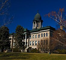 Cascade County (Montana) Court House by Bryan D. Spellman