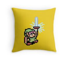 Hey Listen! Throw Pillow