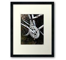 sprocket Framed Print