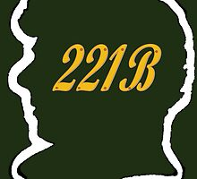 Welcome to 221B by AndriaWorkman