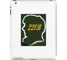 Welcome to 221B iPad Case/Skin