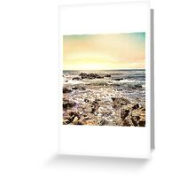 Beachy Greeting Card