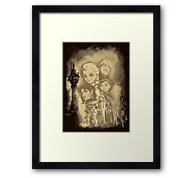The Other Two Towers Framed Print