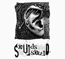 The Sounds Unsound Festival - Black Long Sleeve T-Shirt