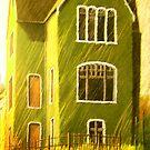 Die Grüne Villa by HannaAschenbach