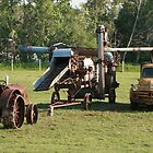 farm equipment by David M. Bull