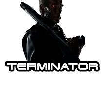 Terminator Genisys T-800 by SpiderReviewer