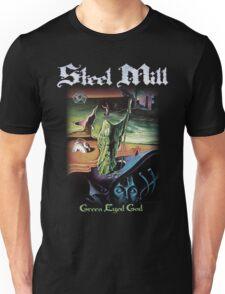 Steel Mill Green Eyed God Shirt! Unisex T-Shirt