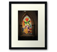 Be our Guest Framed Print