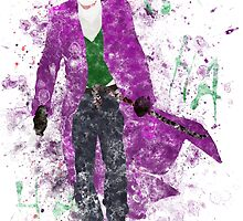 SuperVillain Splatter Graphic by ProjectPixel