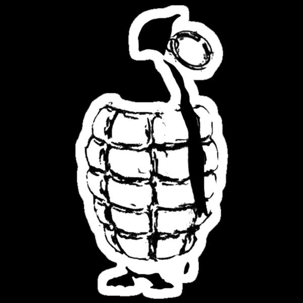Penguin Grenade  by SuisseSilver