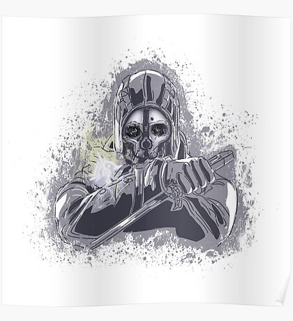 Dishonored - Corvo Poster