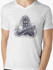 Dishonored - Corvo Mens V-Neck T-Shirt