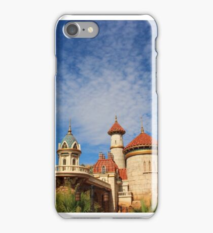 Up where they run iPhone Case/Skin
