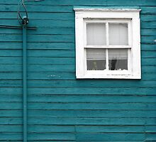 white window by aminner