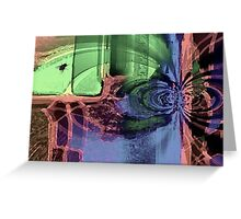 Fly on the Wall Greeting Card