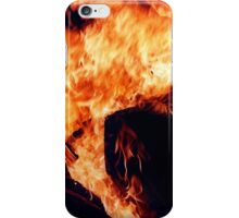 Who tends the fire..Who keeps the torches lit..Who fills your eyes with smoke..So you can't see..I have seen the fires burning..I have watched the tides a-turning and they go from dark to light   iPhone Case/Skin