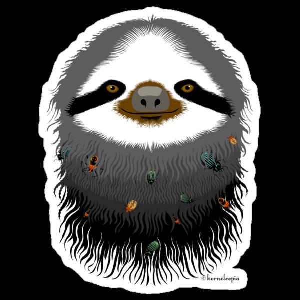 Sloth buggy by kernelcopia