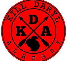 Kill Daryl Already by sixfiftyfive