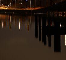Light of Night Four by Santa Tom Kliner