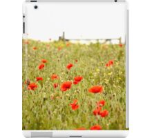 Poppies iPad Case/Skin