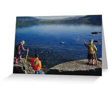 Small World #5 Greeting Card