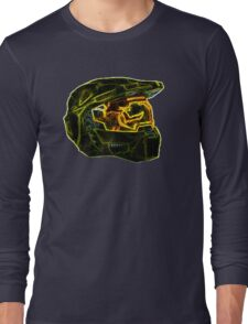 Neon Halo Long Sleeve T-Shirt