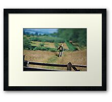 Small World #3 Framed Print