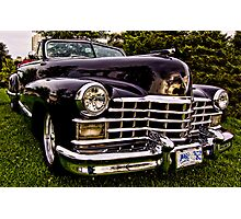 1947 Caddy Convertible Photographic Print