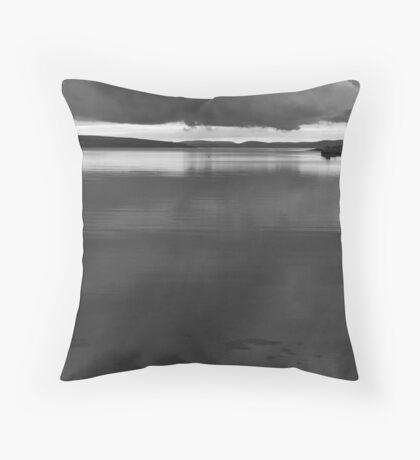 Scapa Flow, Orkney Throw Pillow