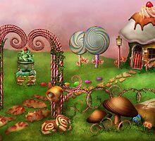 Dessert - Sweet Dreams by Mike  Savad