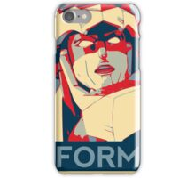 form iPhone Case/Skin