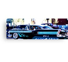 American Muscle Car Canvas Print