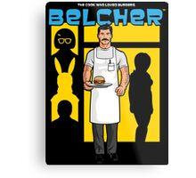 Belcher Metal Print