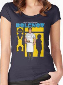 Belcher Women's Fitted Scoop T-Shirt