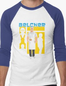 Belcher Men's Baseball ¾ T-Shirt