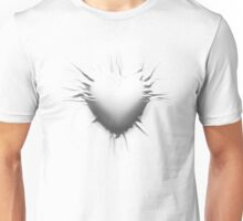 Heart Beneath Unisex T-Shirt