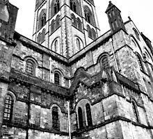 Buckfast Abbey by Catherine Hamilton-Veal  ©